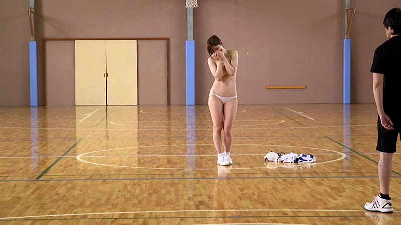 原色美女アスリート バスケット歴12年の性なるドリブル 星井笑
