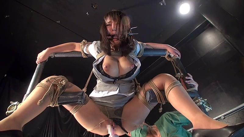 残虐拷問執行所 被験者003 OL 木ノ花あみる