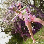 蕾の少女妖精戦士 アザレア