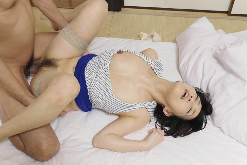 欲しがり巨乳母のねちっこい母子交尾 桐島美奈子