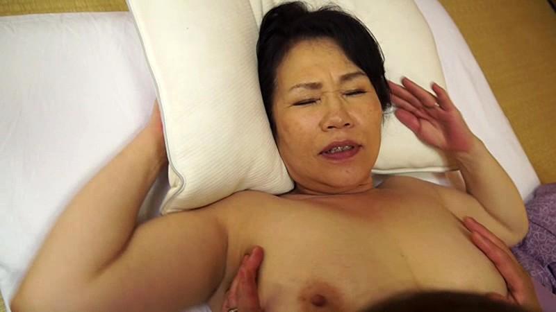 熟女レズ 古稀と還暦 宮前奈美 成田京子