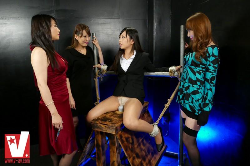 女捜査官 狂い逝き集団拷姦(VICD-313)