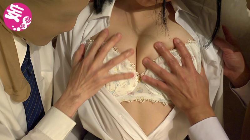 絶望エロス 神待ち女子校生ルナは見知らぬ男の部屋でパンティを脱ぐ 鈴森るな